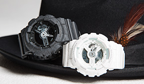 G-SHOCK X COMPLEX Black Scale
