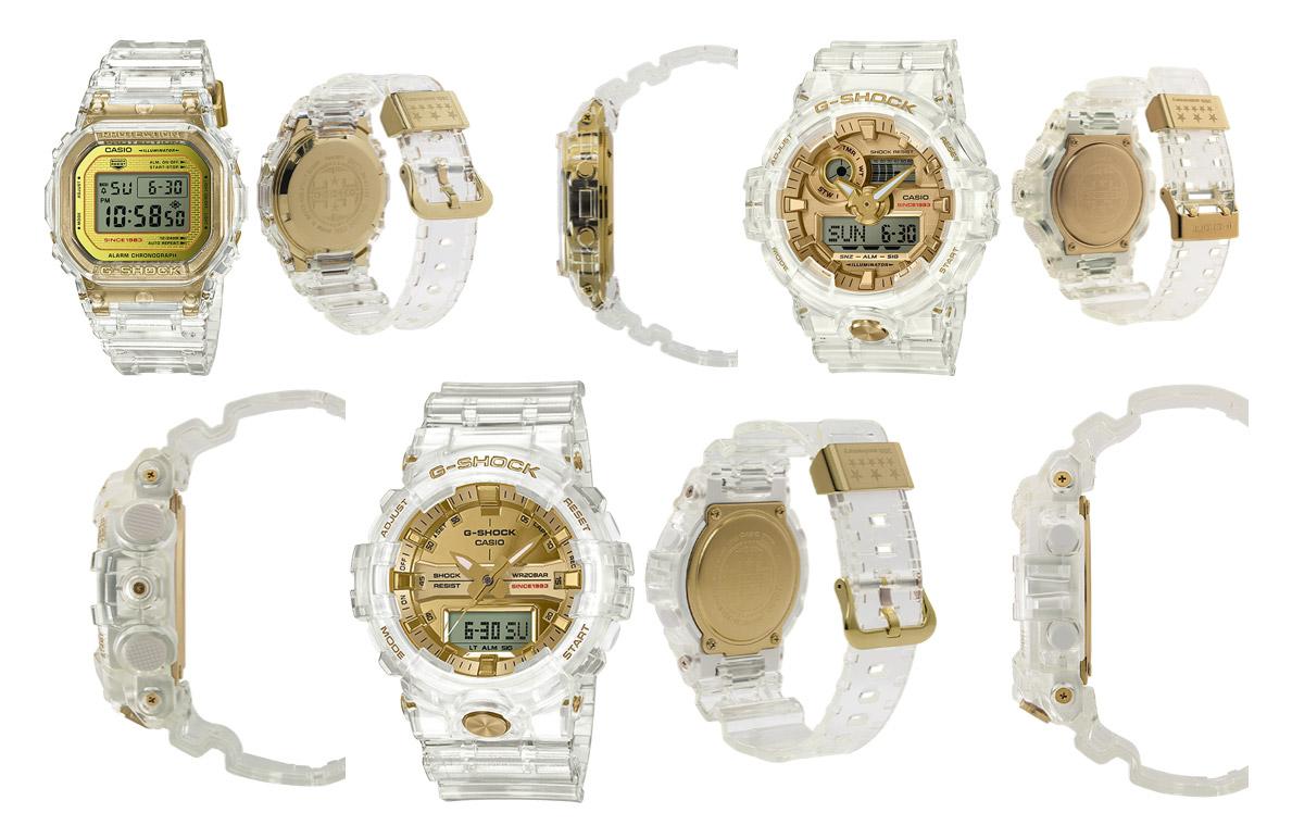 7ad7cf12745d ... relojes BABY-G como la contraparte femenina de G-SHOCK