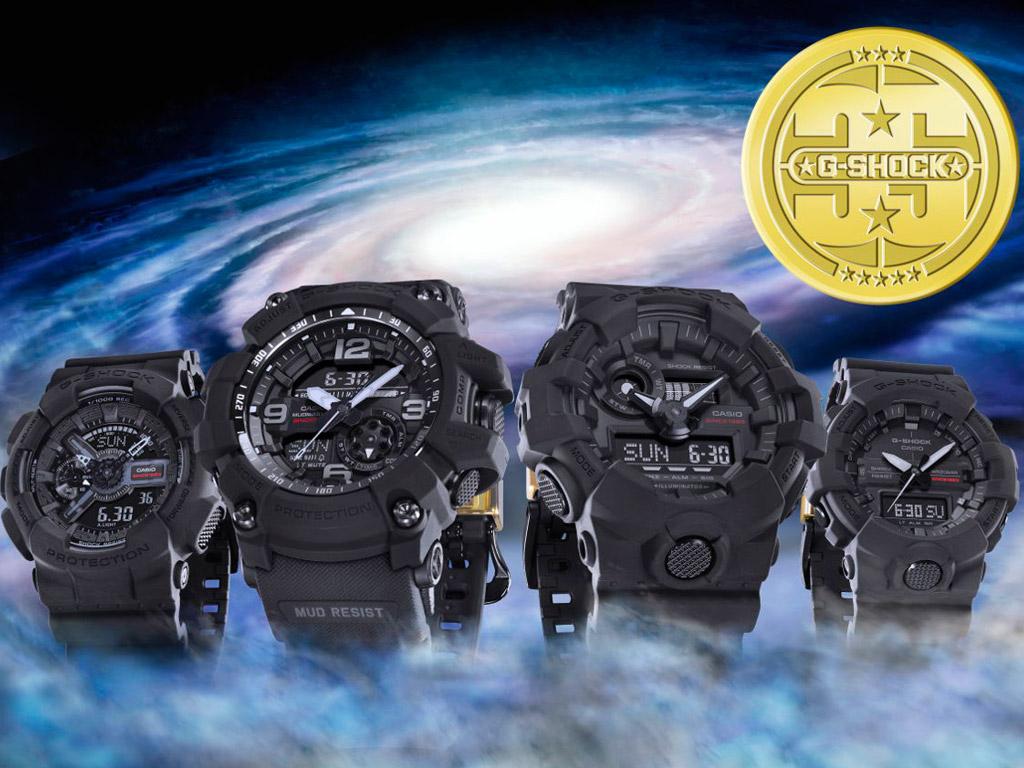 a476bdf1380b Con esta colección G-SHOCK apadrina la celebración de su 35 aniversario en  Latinoamérica con una promoción que ofrece ...